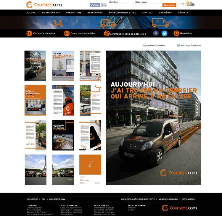 Coursier.com ATV/TZF